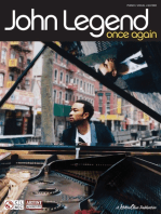 John Legend - Once Again