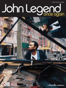 John Legend - Once Again (Songbook)
