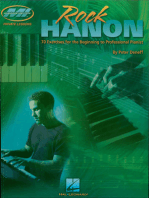 Rock Hanon: Private Lessons Series