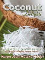 Coconut Delights Cookbook