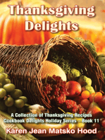 Thanksgiving Delights Cookbook