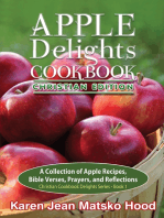 Apple Delights Cookbook, Christian Edition