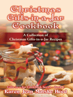 Christmas Gifts in a Jar Cookbook