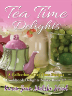 Tea Time Delights Cookbook