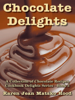Chocolate Delights Cookbook