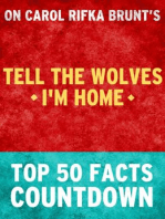 Tell the Wolves I'm Home - Top 50 Facts Countdown