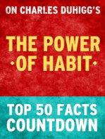 The Power of Habit - Top 50 Facts Countdown