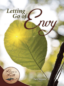 Letting Go of Envy
