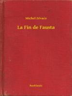 La Fin de Fausta