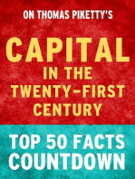 Capital in the Twenty-First Century - Top 50 Facts Countdown