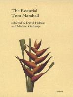 The Essential Tom Marshall