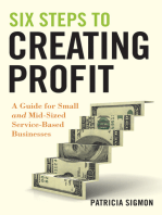 Six Steps to Creating Profit