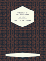 The Man in the Iron Mask - An Essay (Celebrated Crimes Series)