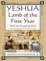 Yeshua, Lamb of the First Year