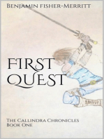 The Callindra Chronicles Book One