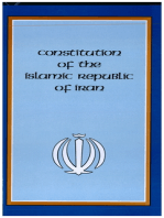 Constitution of the Islamic Republic of Iran