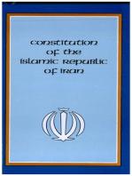 Constitution of the Islamic Republic of Iran