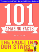 The Fault in our Stars - 101 Amazingly True Facts You Didn't Know (GWhizBooks.com)