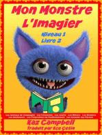 Mon Monstre - L'Imagier - Niveau 1 Livre 2