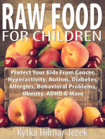Raw Food for Children