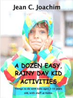 A Dozen, Easy Rainy Day Kid Activities