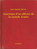 Souvenirs d'un officier de la Grande Armée