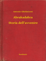 Abrakadabra - Storia dell'avvenire
