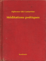 Méditations poétiques
