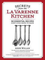 The Secrets from the La Varenne Kitchen