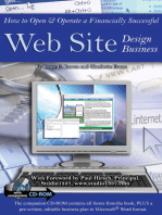 How to Open & Operate a Financially Successful Web Site Design Business