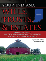 Your Indiana Wills, Trusts & Estates Explained Simply