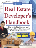 The Real Estate Developer's Handbook