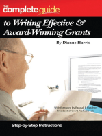The Complete Guide to Writing Effective & Award-Winning Grants