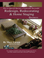 How to Open & Operate a Financially Successful Redesign, Redecorating, and Home Staging Business