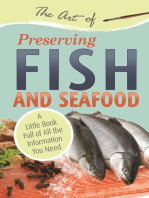 The Art of Preserving Fish and Seafood