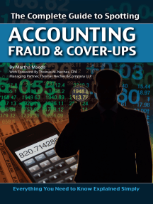 The Complete Guide to Spotting Accounting Fraud & Cover-ups: Everything You Need to Know Explained Simply