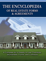 The Encyclopedia of Real Estate Forms & Agreements