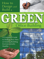 How to Design and Build a Green Office Building