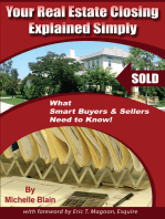 Your Real Estate Closing Explained Simply