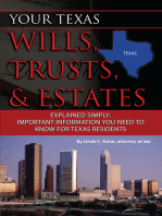 Your Texas Wills, Trusts, & Estates Explained Simply