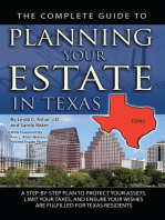 The Complete Guide to Planning Your Estate in Texas