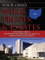 Your Ohio Wills, Trusts, & Estates Explained Simply