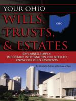 Your Ohio Wills, Trusts, & Estates Explained Simply