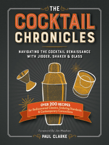 The Cocktail Chronicles: Navigating the Cocktail Renaissance with Jigger, Shaker & Glass