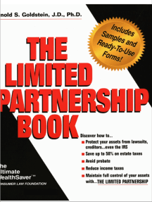 The Limited Partnership Book