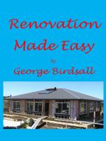 Renovation Made Easy