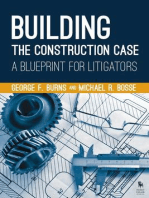 Building the Construction Case: A Blueprint for Litigators