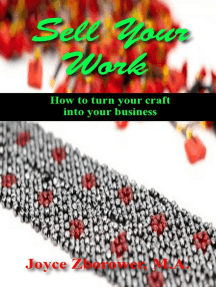 Sell Your Work: Crafts Series, #7