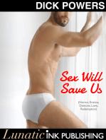 Sex Will Save Us (Horror Erotica, Demons, Love, Redemption)