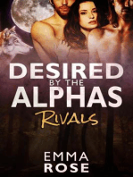 Rivals (Desired by the Alphas, #1)